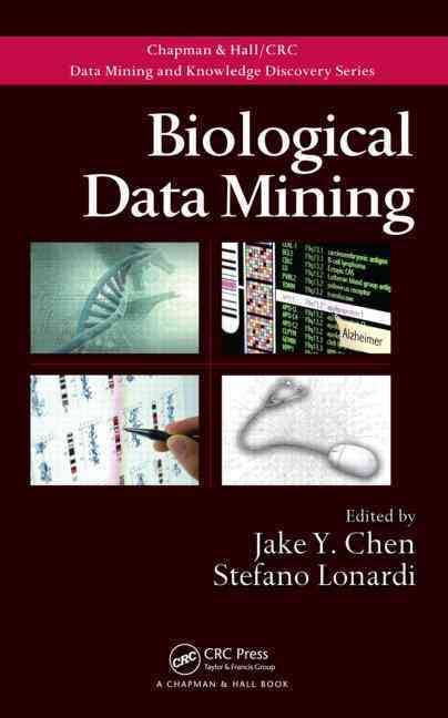 Biological Data Mining pdf download plus review