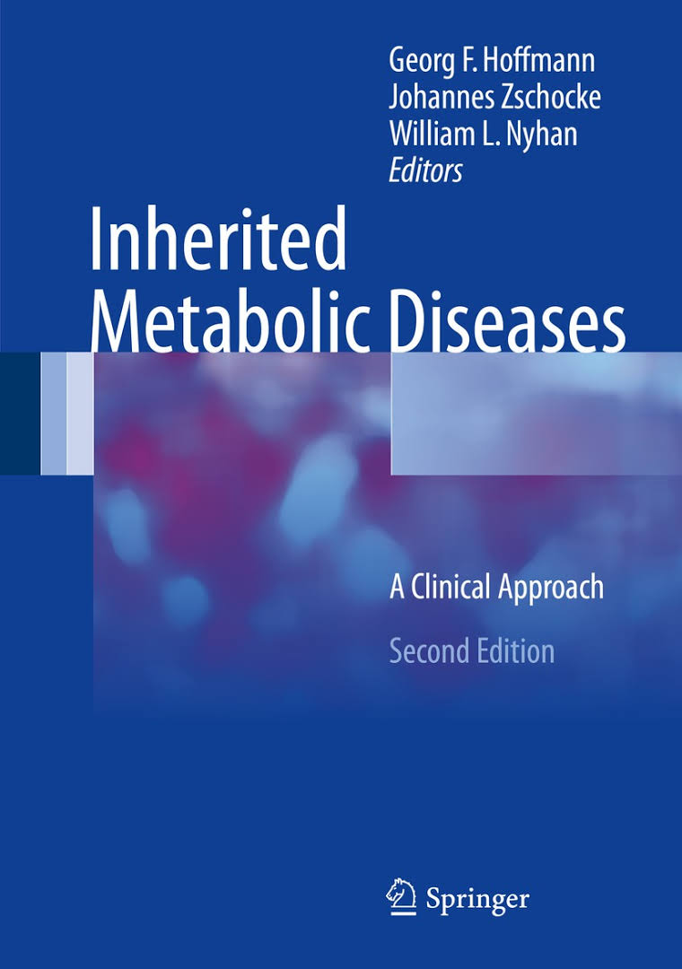 Inherited Metabolic Diseases free download pdf plus review