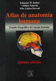 Atlas De Anatomía Humana - Johannes W. Rohen - Chihiro Yokochi - Elke Lütjen-Drecoll 3