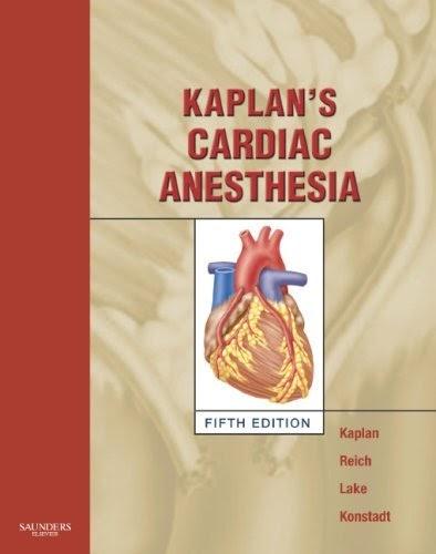 Kaplan's Cardiac Anesthesia !! 4