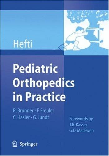 Pediatric Orthopedics in Practice !! 2