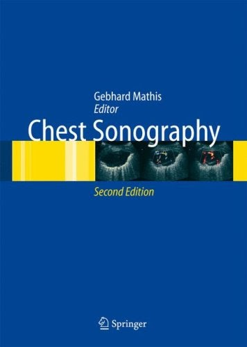 Chest Sonography !! 4