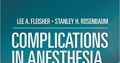 Complications in Anesthesia 3rd Edition pdf free download and review 2