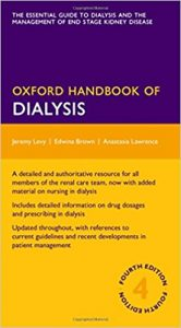 Oxford Handbook of Dialysis (Oxford Medical Handbooks) 4th Edition 1