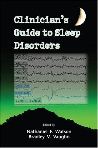 Clinician's Guide to Sleep Disorders 4