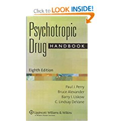 Psychotropic Drug Handbook 3