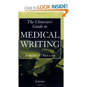 Clinician's Guide to Medical Writing 3
