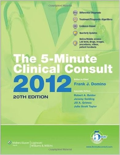 The 5-Minute Clinical Consult 2012 pdf download 3