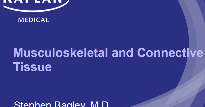 Kaplan Musculoskeletal High Yield 5