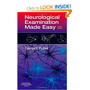 Neurological Examination Made Easy, 4 edition 3