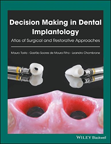 DECISION MAKING IN DENTAL IMPLANTOLOGY: ATLAS OF SURGICAL AND RESTORATIVE APPROACHES 1ST EDITION 1