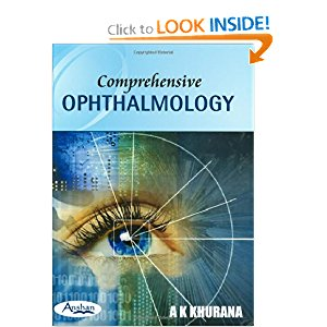Comprehensive Ophthalmology, 4th ed, 2007 11