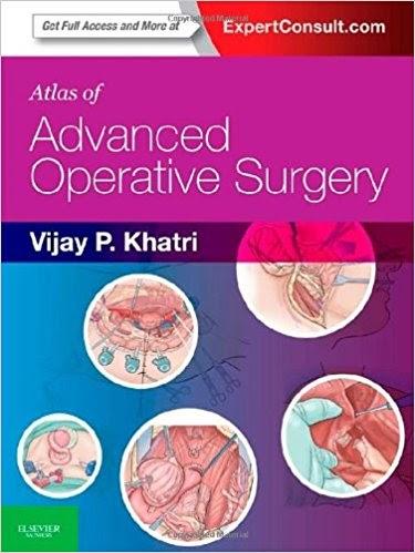 Atlas of Advanced Operative Surgery, 1 Edition 2