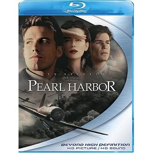 Pearl Harbor, Bluray 720p (2001) 3