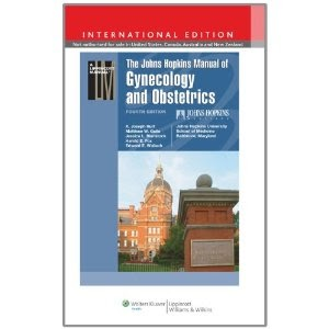 The Johns Hopkins Manual of Gynecology and Obstetrics, International Edition 5