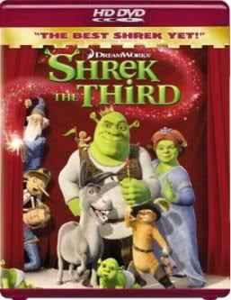 Shrek the Third (2007) 720p HDDVD 4