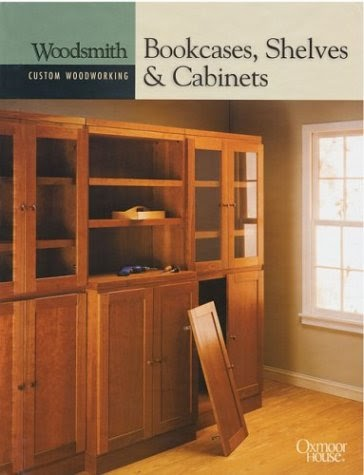 Bookcases, Shelves & Cabinets (Woodsmith Custom Woodworking) 4