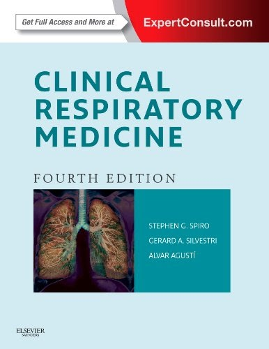 Clinical Respiratory Medicine, 4th Edition 3
