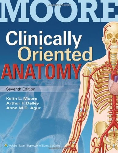 Clinically Oriented Anatomy, Seventh, North American Edition 1
