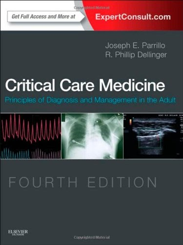 Critical Care Medicine: Principles of Diagnosis and Management in the Adult, 4th Edition 2