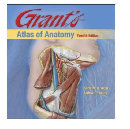 Grant's Atlas Of Anatomy pdf 12th Edition Download and Review 2018