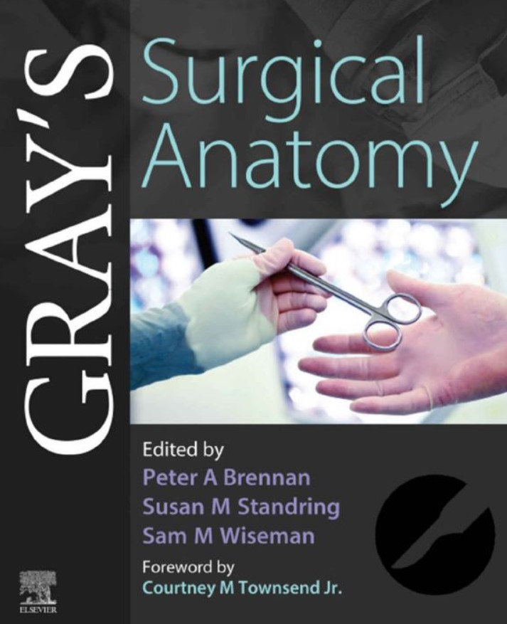 PDF Download Gray's Surgical Anatomy 1st Edition Free