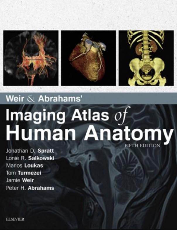 PDF Download Imaging Atlas of Human Anatomy 5th Edition Free