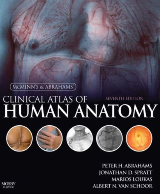 PDF Download Mcminns Clinical Atlas of Human Anatomy Free