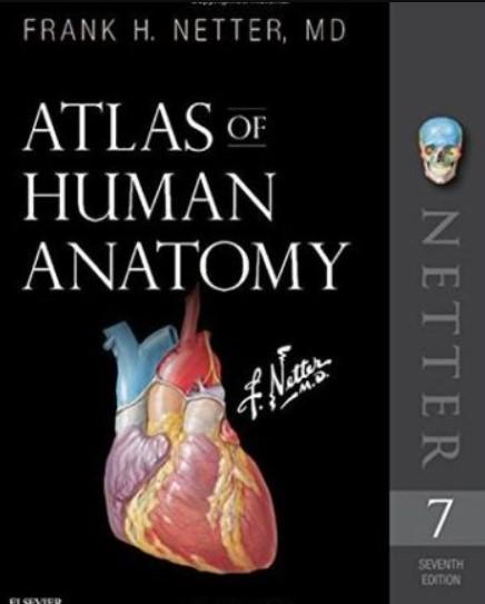 PDF Download Atlas of Human Anatomy 7th Edition Free