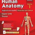 Download BD Chaurasia's Human Anatomy, Volume 1: Upper Limb and Thorax 8th Edition PDF Free