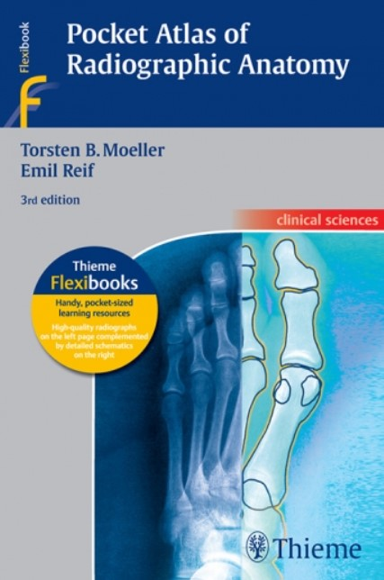 Download Pocket Atlas of Radiographic Anatomy 3rd Edition PDF Free