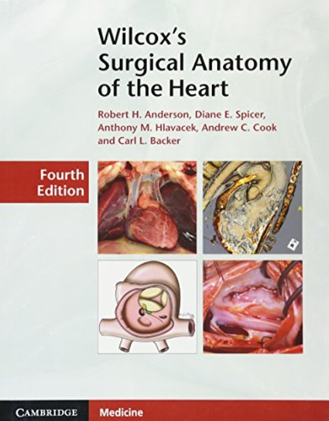 Download Wilcox's Surgical Anatomy of the Heart 4th Edition PDF Free