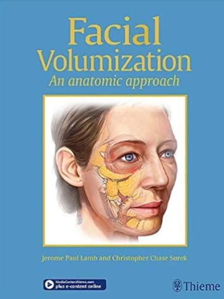 Facial Volumization An Anatomic Approach PDF Free Download