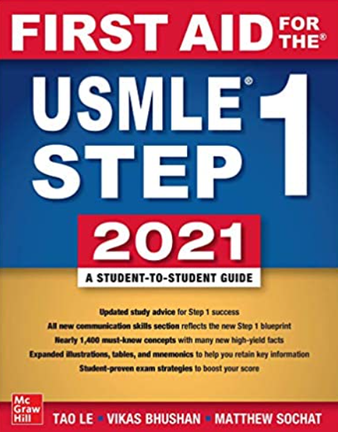 Download First Aid for the USMLE Step 1 2021 PDF Free