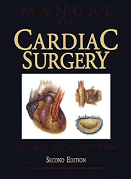 Download Manual of Cardiac Surgery 2nd Edition PDF Free