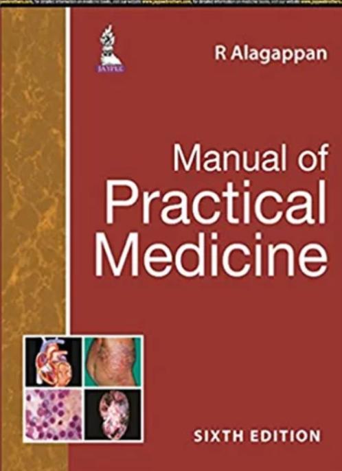 Download Manual of Practical Medicine PDF Free