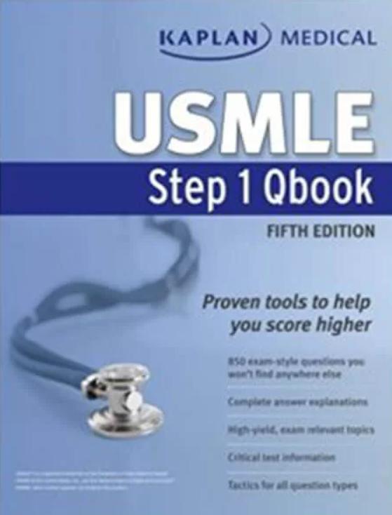 Download USMLE Step 1 Qbook 5th Edition PDF Free