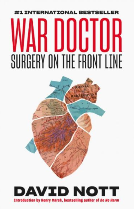 Download War Doctor: Surgery on the Front Line PDF Free