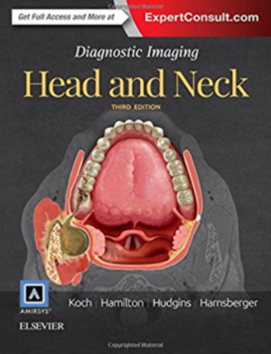 Download Diagnostic Imaging Head and Neck 3rd Edition PDF Free