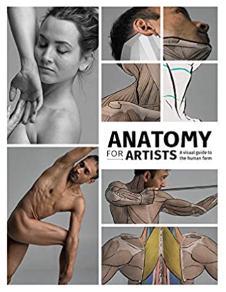Anatomy for Artists: A visual guide to the human form PDF Free Download