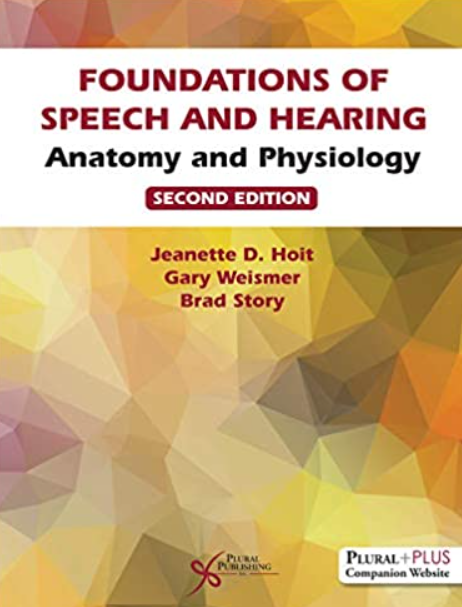 Download Foundations of Speech and Hearing (Anatomy and Physiology) 3rd Edition PDF Free