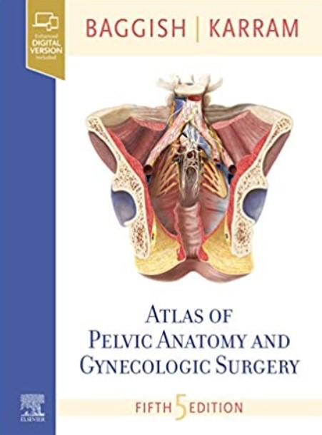 Download Atlas of Pelvic Anatomy and Gynecologic Surgery 5th Edition PDF Free