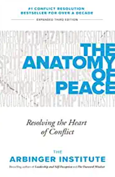 The Anatomy of Peace: Resolving the Heart of Conflict PDF Free Download